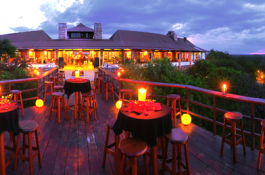 Etosha Safari Lodge & Camp