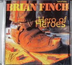 "CD von Brian Finch ""Hero Of Heroes"""