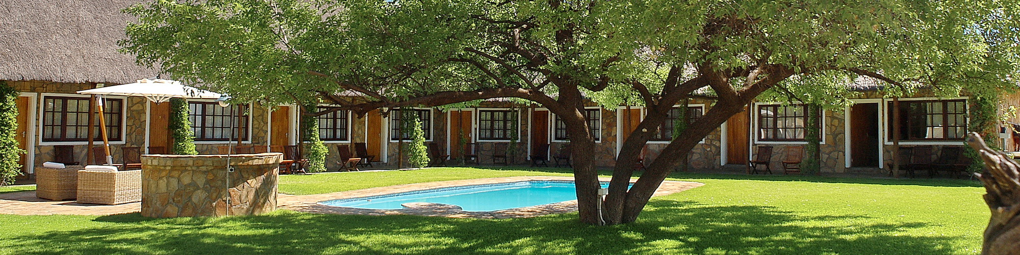 Windhoek Mountain Lodge Namibia