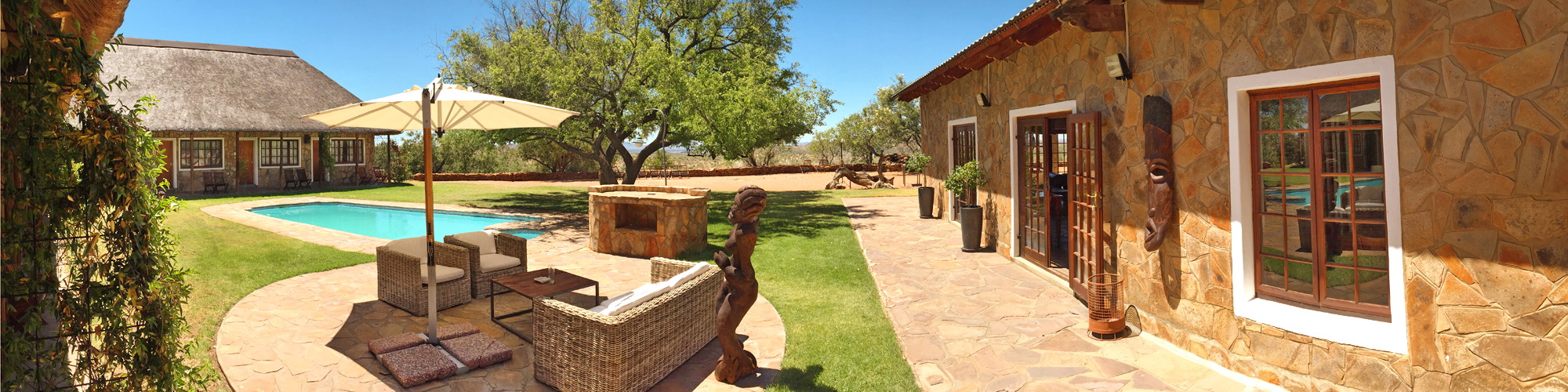 Windhoek Mountain Lodge Info & Preise